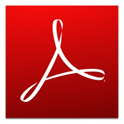 Adobe Reader XI (PDF閱讀器)
