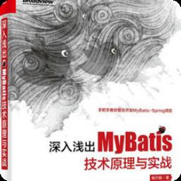 深入浅出mybatis技术原理与实战(MyBatis 的实践指南)