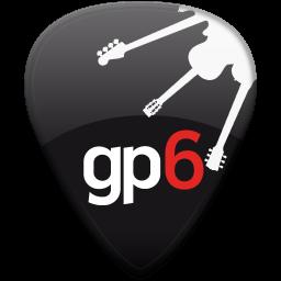 guitar pro 6 中文破解版(gp6吉他谱软件)