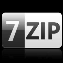 7-Zip 64位最新版 (解压缩软件)