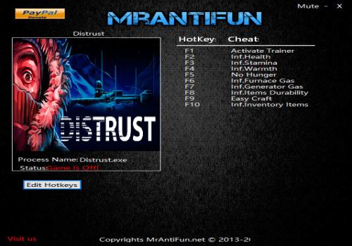 《Distrust》游戏通关心得详解 Distrust好玩吗?
