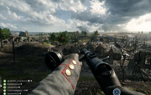 战地1游戏坦克怎么玩 战地1坦克玩法经验汇总
