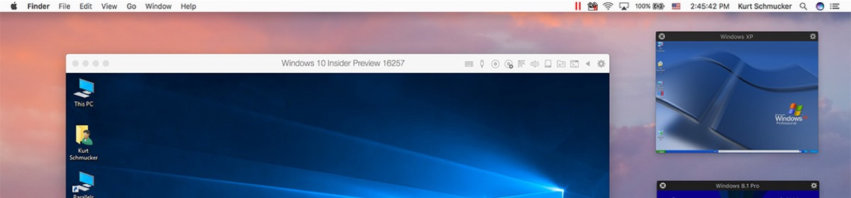 Mac虚拟机合集