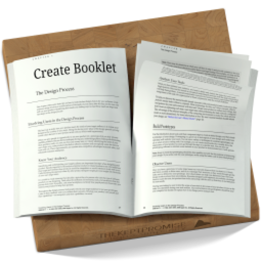 Create Booklet for Mac(PDF文档转换工具)