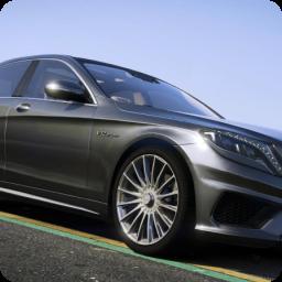 侠盗猎车5 Mercedes Benz S65 AMG W222 2014 1.0