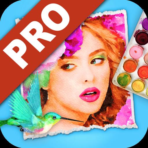Jixipix Watercolor Studio Pro for Mac(水彩画图片绘制软件)最新版