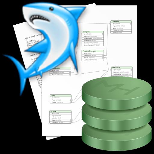 SQLEditor for Mac (数据库管理软件)