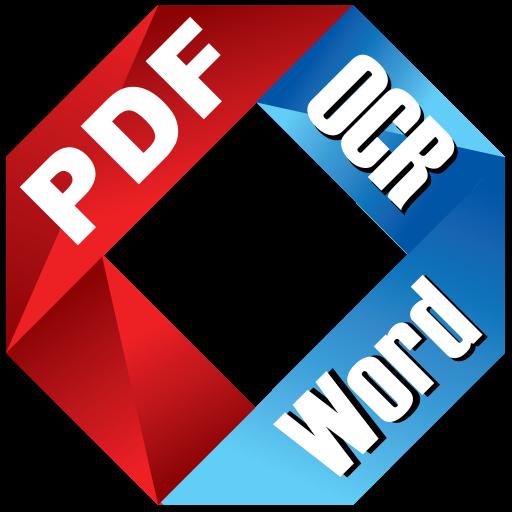 PDF to Word OCR for Mac(PDF转换为Word)