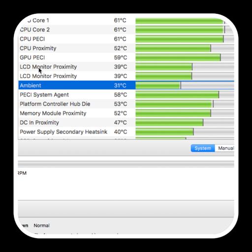 TG Pro for Mac的初学入门教程