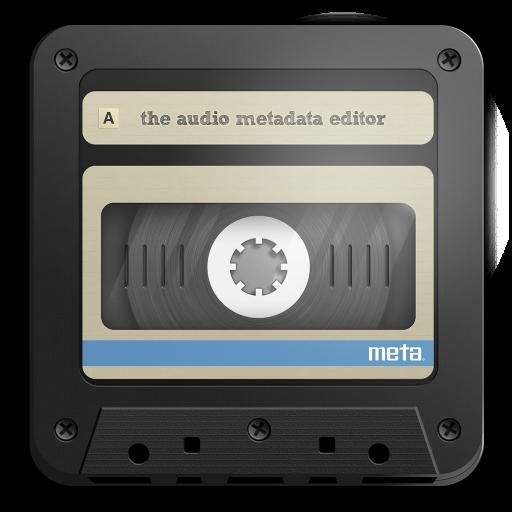 Meta for Mac(高级音乐标签编辑器)